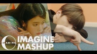 KANG DANIEL/IU (강다니엘/아이유) - 뭐해(What are you up to) X 삐삐 (BBIBBI) MASHUP [BY IMAGINECLIPSE]