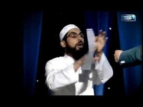 حلقة الشيخ ناصر رضوان في برنامج السلام عليكم لطوني خليفة قناة القاهرة و الناس