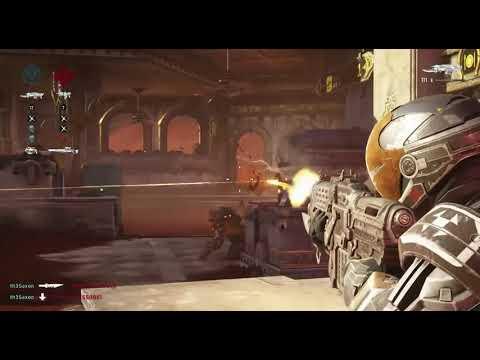 Gear Of War 5 / Aprendiendo A Jugar