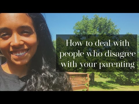 How to proceed When Individuals Judge Your Parenting