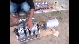 Magnet Motor | Tanpa Bahan Bakar | Tanpa Polusi