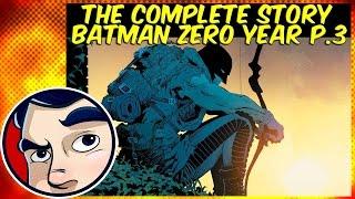 "Batman Zero Year #3 ""Doctor Death"" - Incomplete Story | Comicstorian"