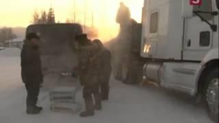 В респуб Тыва самолёт МЧС доставил гуманит груз (25.12.2012)(, 2012-12-25T18:56:50.000Z)