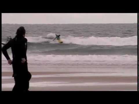 British Homes & Open Surf-Kayak Comp 2012 Part 1.