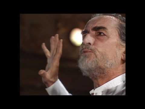 Gassman legge Dante - Inferno, Canto VIII