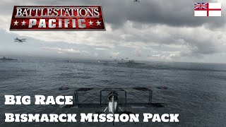 Battlestations Pacific (PC) - Royal navy campaign - Big Race (mod) - I