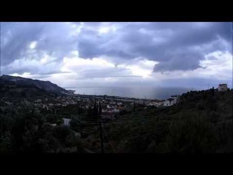Time lapse Beautiful Greece