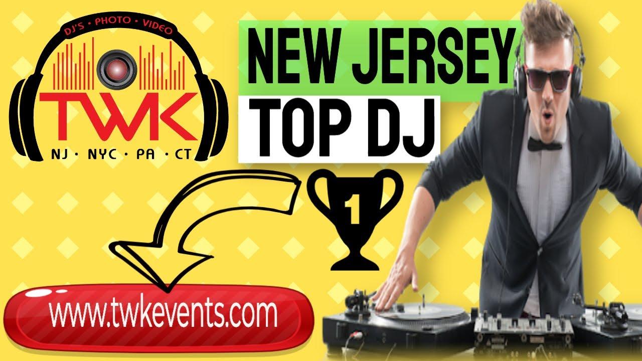 🆕 DJ In Woodbridge NJ - TWK Events - Wedding Dj In Woodbridge    DJ In Middlesex County   NJ Top DJs