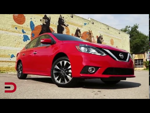 All-New 2017 Nissan Sentra SR Turbo: First Look on Everyman Driver