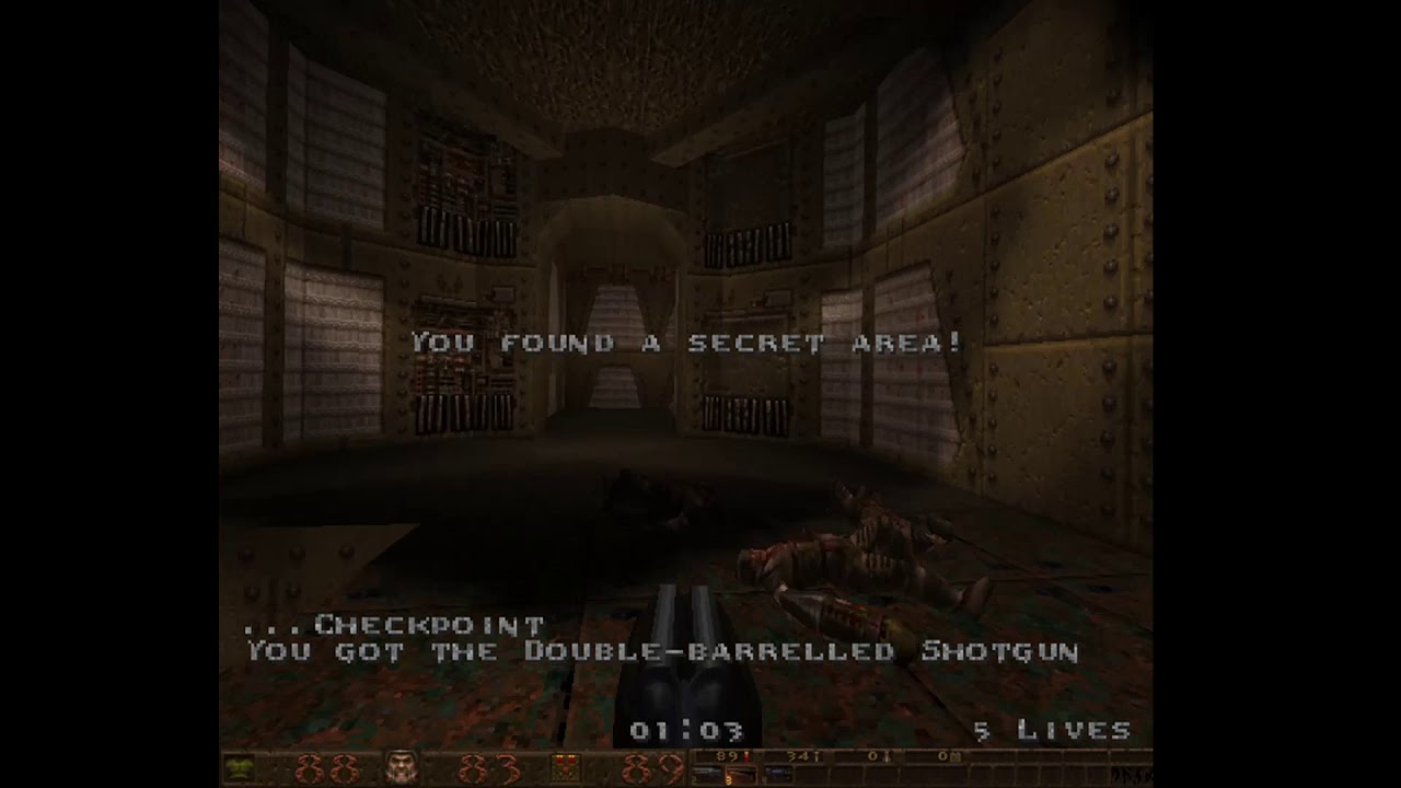 you can now play quake the arcade version on pc.