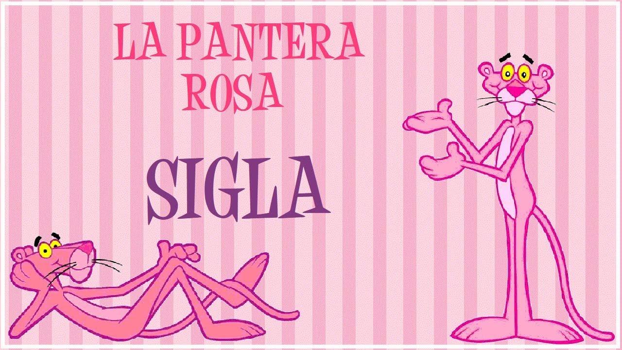 La Pantera Rosa Sigla Youtube