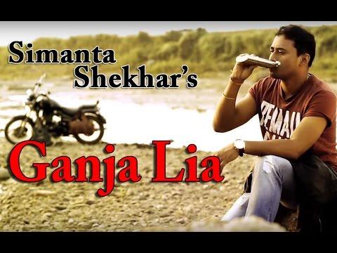 Ganja Lia -Simanta Shekhar | Preety Kongana | Official Full Video Song | Full HD