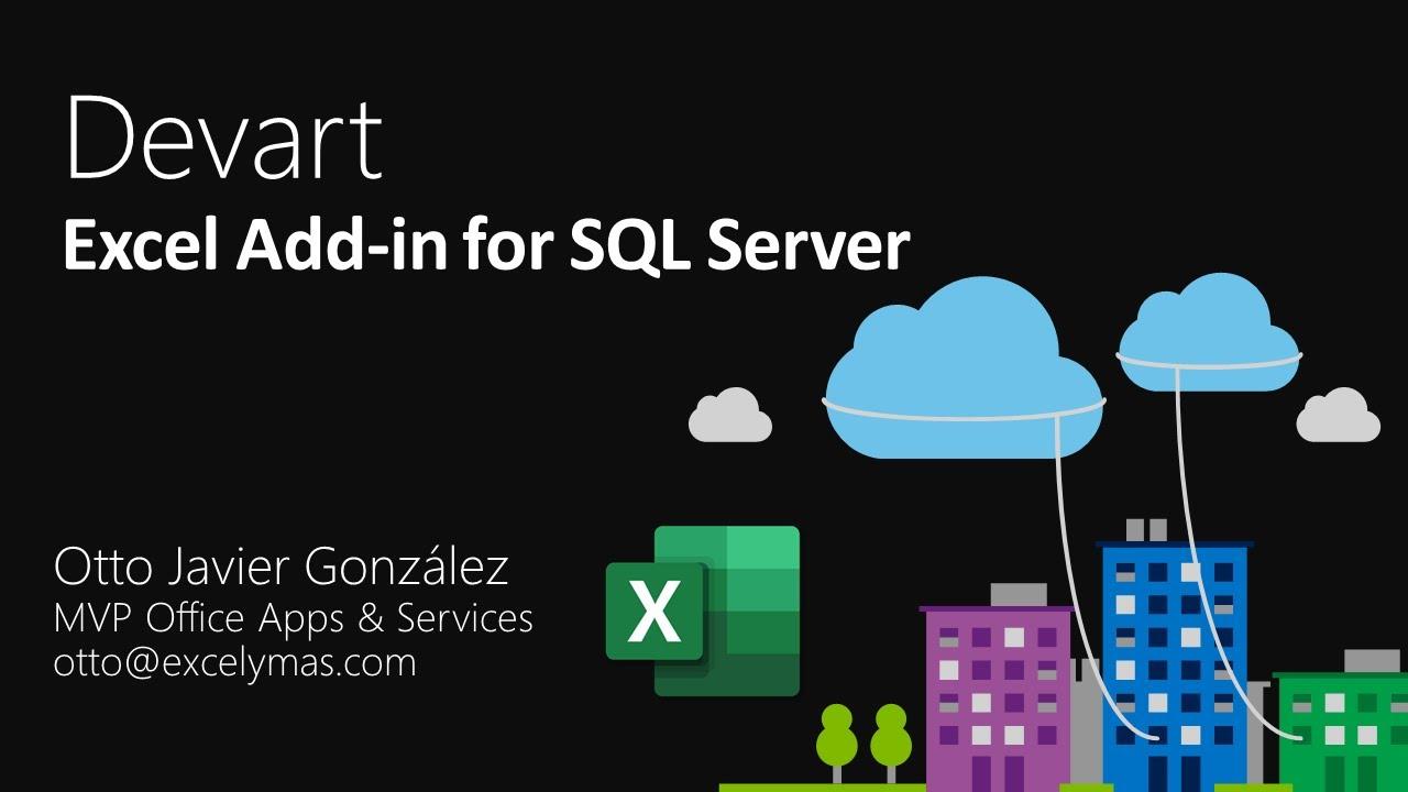 Devart Excel Add In for SQL Server
