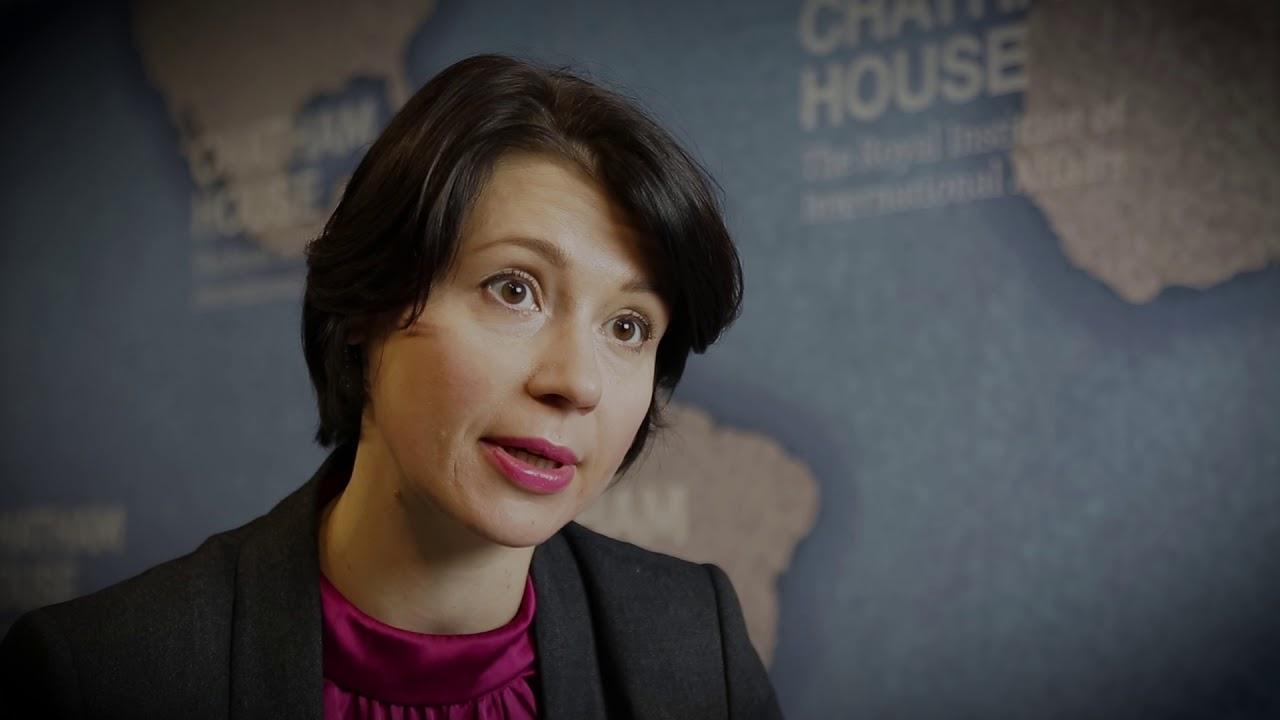 Ukraine Forum: Olena Bilan, Chief Economist, Dragon Capital