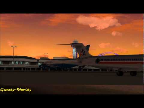 FSX Aéroport international de Los Angeles