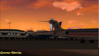FSX Aéroport international de Los Angeles