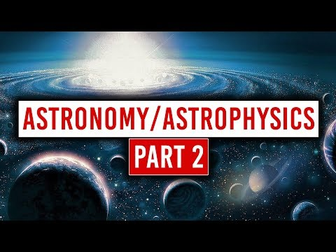 Space (Part 2) | Research Examples In Astronomy/Astrophysics