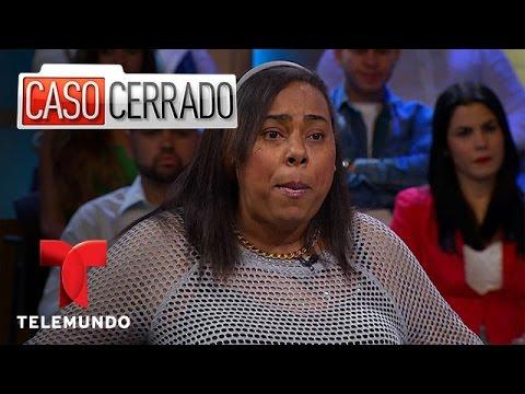 Negligent sister   Caso Cerrado   Telemundo English thumbnail