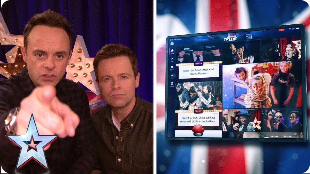 The Britain's Got Talent App is back and better than ever! | BGT 2019
