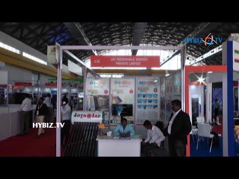 Jay Renewable Energy Pvt Ltd   RenewX 2018 Hyderabad