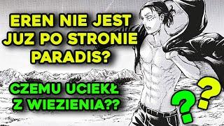 CZY EREN UCIEKŁ Z WIĘZIENIA!?! TAJEMNICA RAGAKO ROZWIĄZANA! - Attack On Titan 110「 REPLAY」