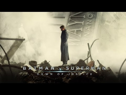 "Batman v Superman: Dawn of Justice | Metropolis scene ""Metropolis Under Attack"" Extended [HD]"