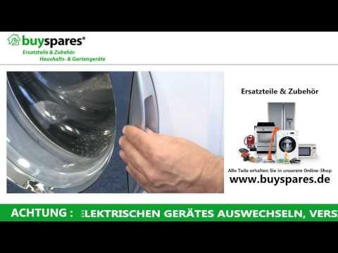 waschmaschine teil 9 fehler von siemens waschmaschine doovi. Black Bedroom Furniture Sets. Home Design Ideas