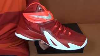 Презентация #195 - Кроссовки Nike Zoom Soldier VIII -