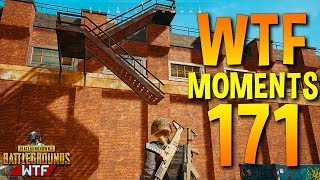 PUBG Funny WTF Moments Highlights Ep 171 (playerunknown's battlegrounds Plays)