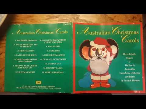 Australian Christmas Carols - The Adelaide Singers & The South Australian Symphony Orchestra