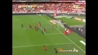 El mejor gol de 2012 - Radamel Falcao Garcia