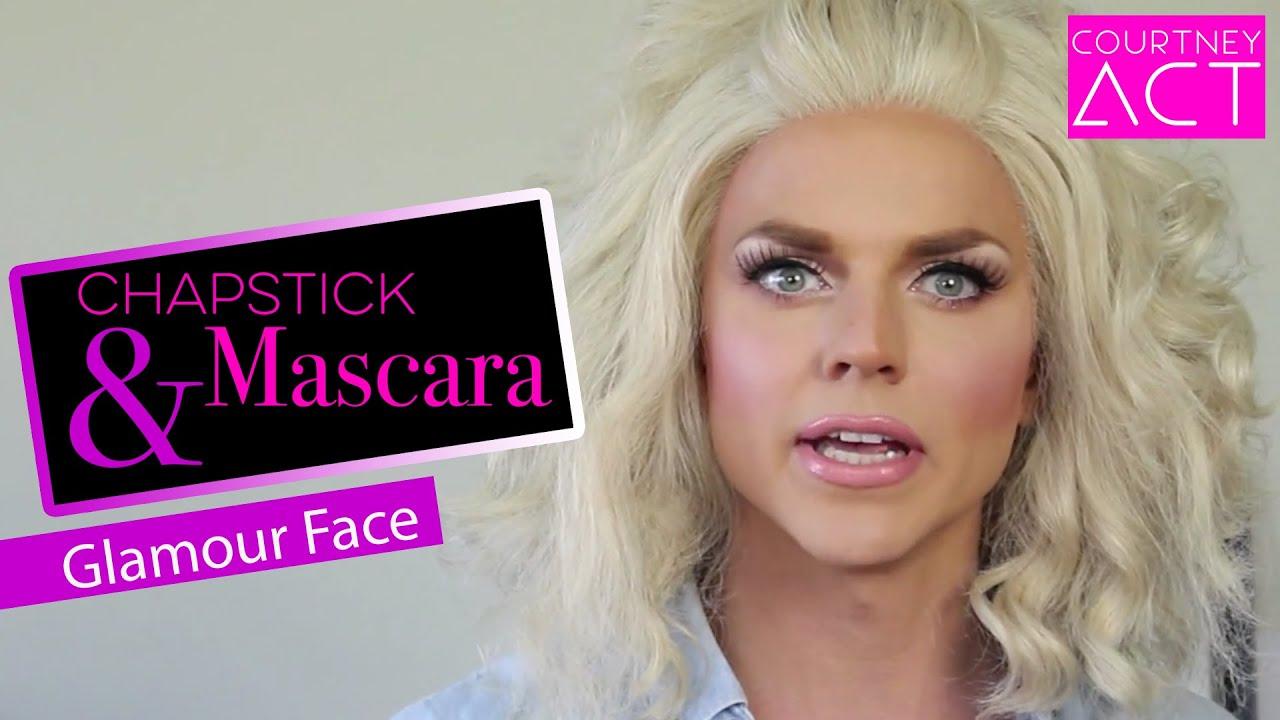 Natural drag makeup tutorial chapstick mascara youtube natural drag makeup tutorial chapstick mascara youtube baditri Images