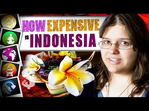 How Expensive is Indonesia?