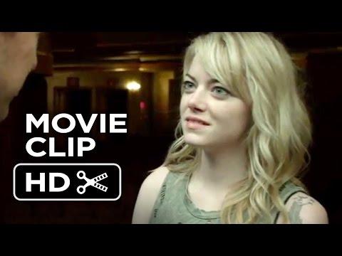 Birdman Movie CLIP - Does She Talk? (2014) - Emma Stone, Edward Norton Movie HD