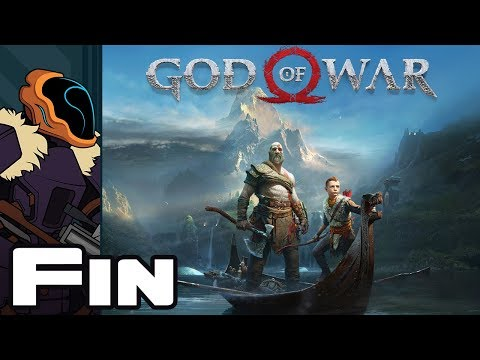 Let's Play God of War [2018] - Finale - I CALLED IT!