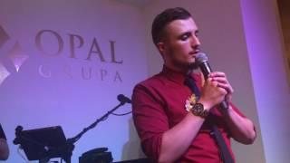 Qari Fatih Seferagic - Surah Rahman (Wedding Recitation in Bosnia)