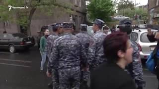 Երթ՝ Երեւանի փողոցներով 20.04.2018