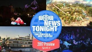 WDW News Tonight Season 2 Premiere 1/11/2017