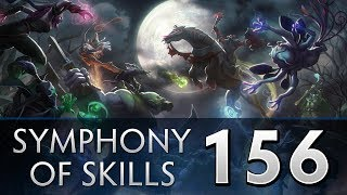 Dota 2 Symphony of Skills 156
