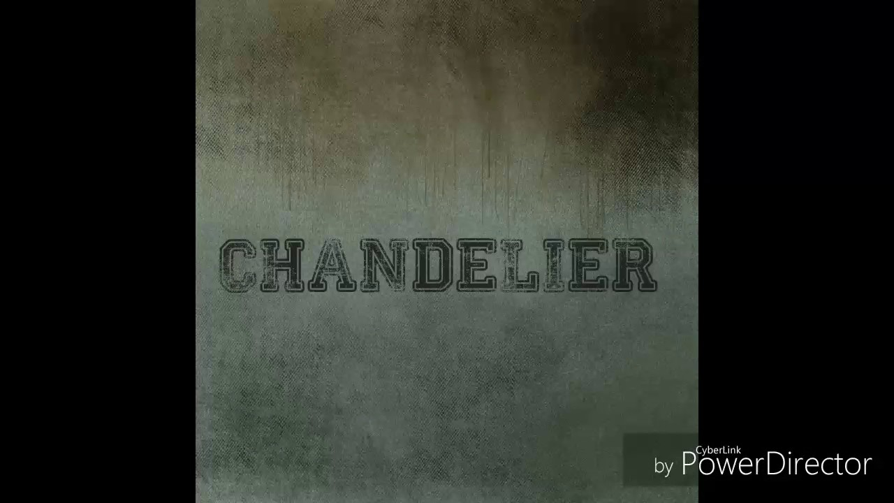Sia - Chandelier (with text) - YouTube