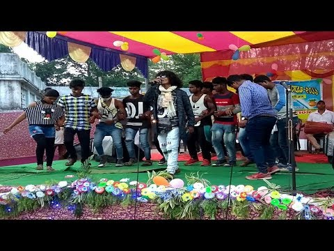 Ram Mandi Performed On Stage Part 2 || Santali Orchestra Stage Program 2019