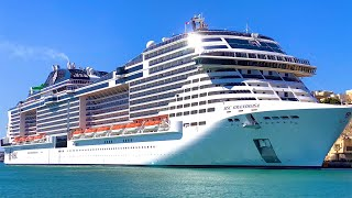 MSC Grandiosa Cruise in 2021