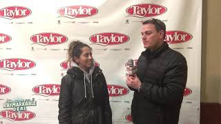 Testimonial Review by Paulina: 2018 jeep wrangler at      Taylor Chrysler Dodge in Bourbonnais IL