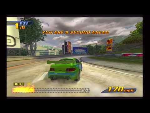 Burnout 3: Takedown (XBOX/XBOX 360) (HD) - Custom Coupe Ultimate [Custom Coupe from Burnout 2]