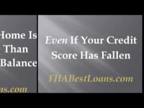 Best national FHA refi mortgage lenders