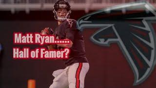 Why Matt Ryan is a Hall of Famer   SSM Atlanta Falcons Report