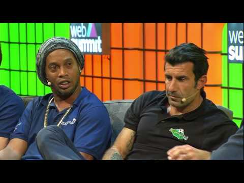 Do footballers make good entrepreneurs? - Luis Figo, Ronaldinho, James Dart