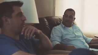 Aaron Rodgers surprises Tony from Milwaukee College Prep (Full Story) - itsAaron.com