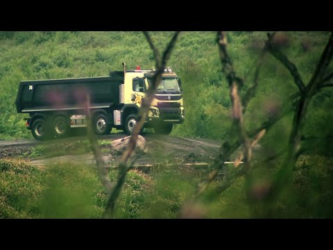 Volvo Trucks - Innovation and care in mining