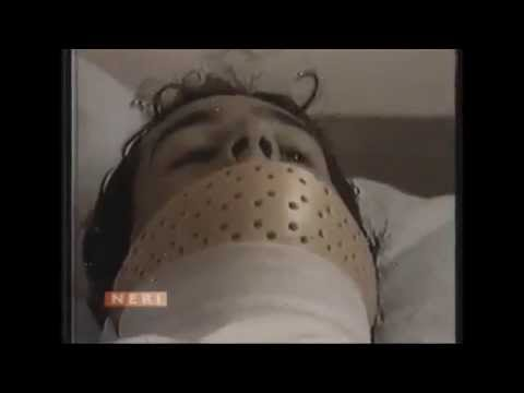 Ayrton Senna no Hospital Após GP da Africa do Sul 1984